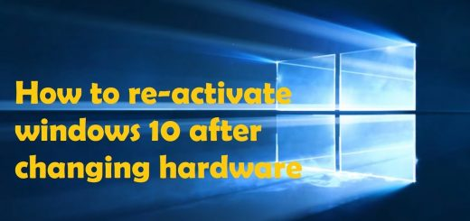 Guide & Help: Reactivating Windows 10 after a hardware change