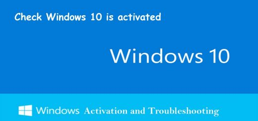 How To Fix Windows 10 Activation Common Errors