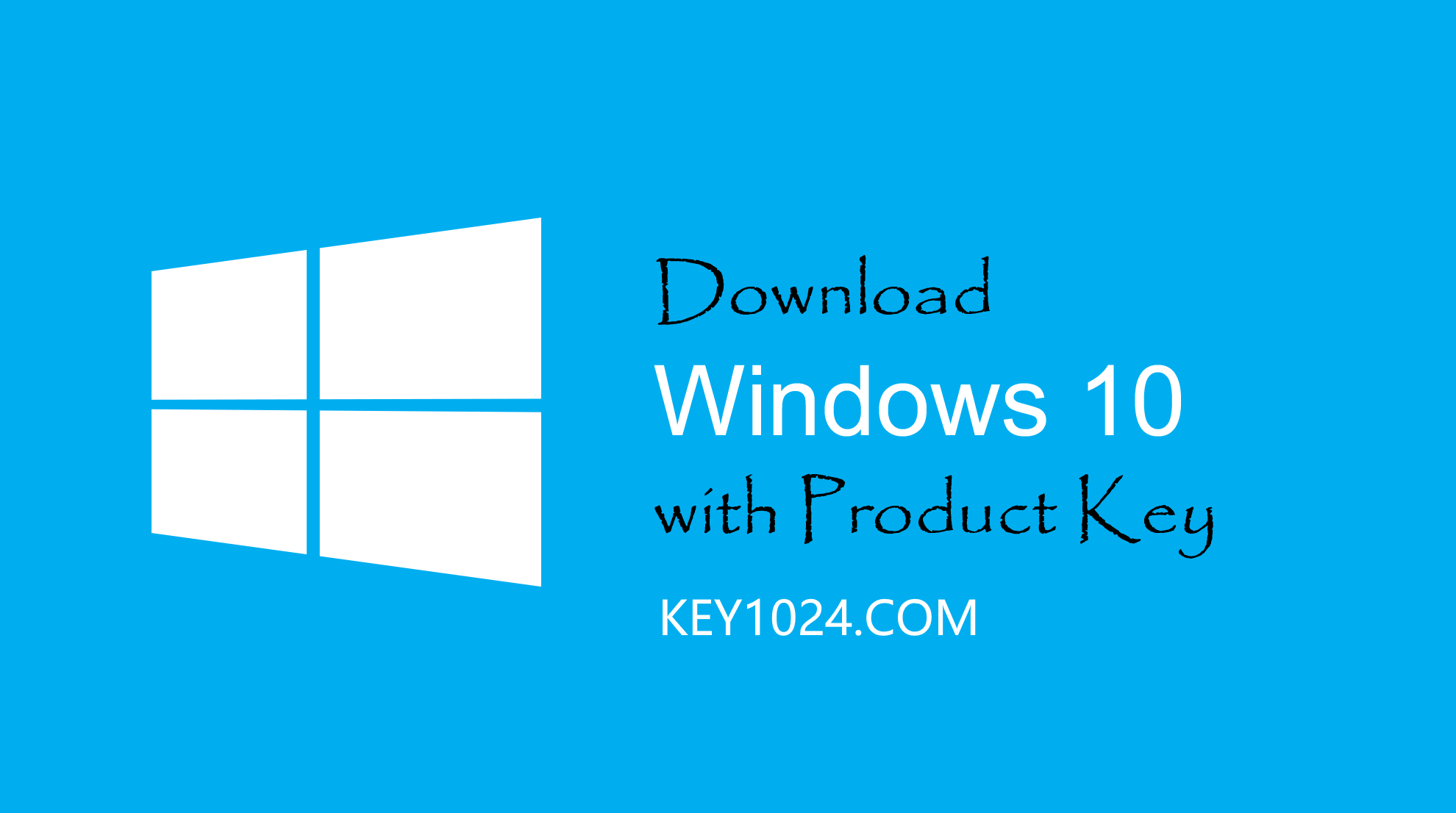 Windows 10 Professional Product Keys 2018 + Permanent Activation Method