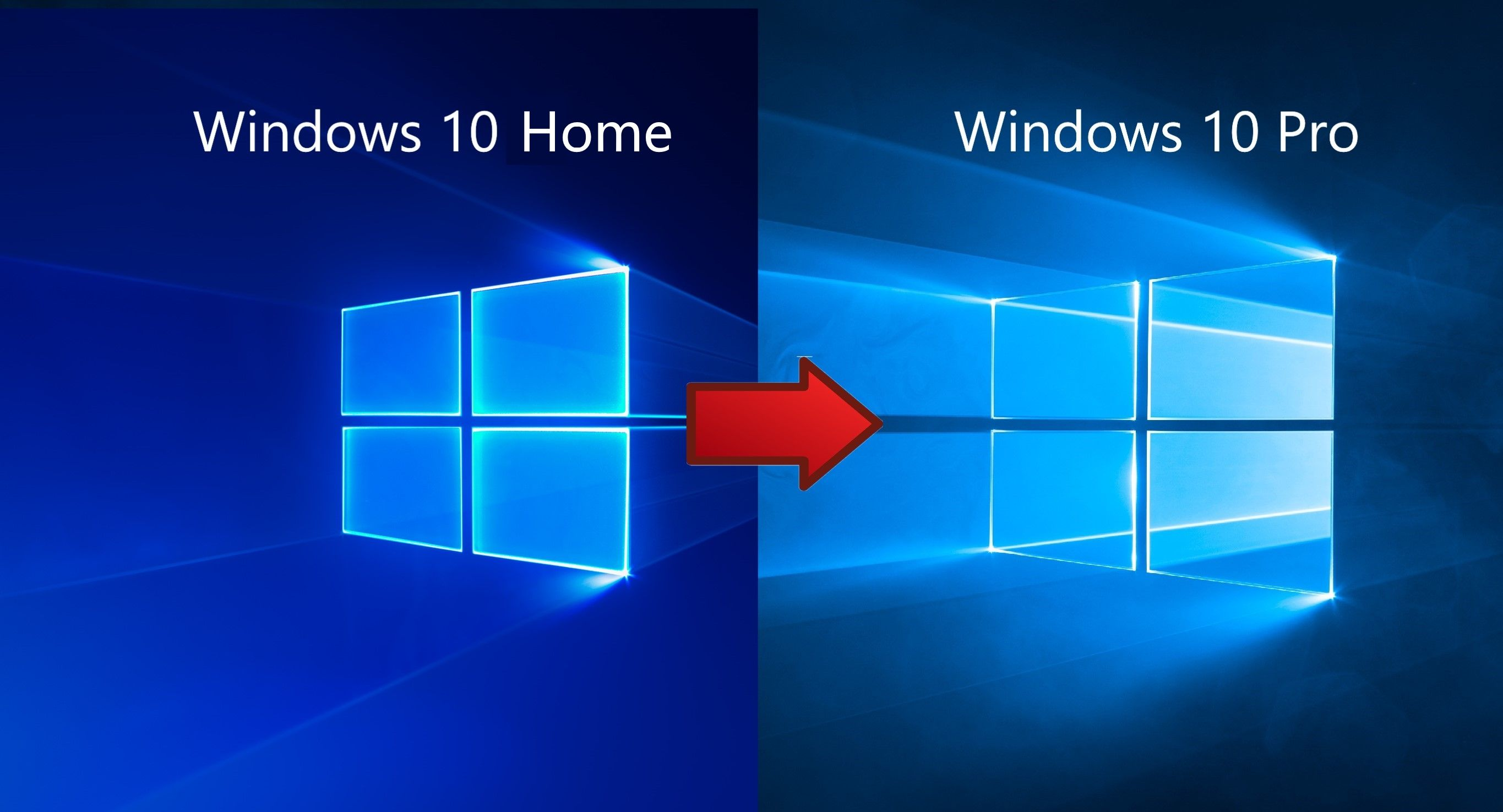 how to upgrade windows 10 home to windows 10 pro windows