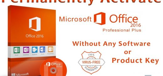 Microsoft Office 2016 Product Key - Windows 10 - MS Office