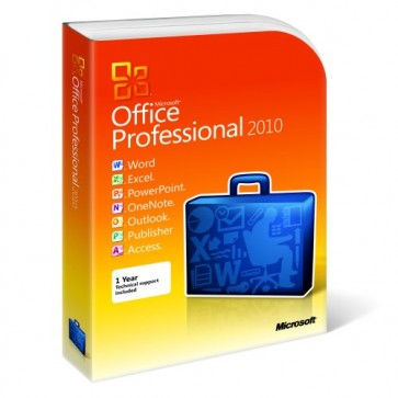 Microsoft Office Professional 2010 Product Key