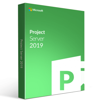 Microsoft Project Server 2019 License Key