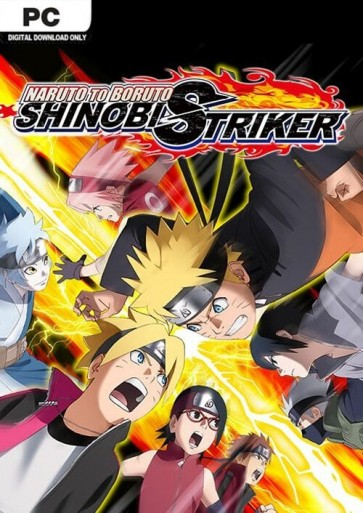 Naruto to Boruto Shinobi Striker PC - Steam CD Key
