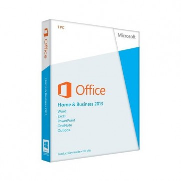 Microsoft Office Home and Business 2013 License Key + Download