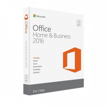 Microsoft Office Home & Business 2016 for Mac Product Key