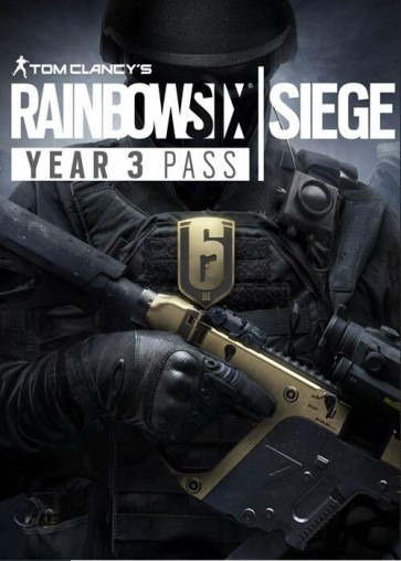 Tom Clancy's Rainbow Six Siege Year 3 Season Pass Uplay CD Key