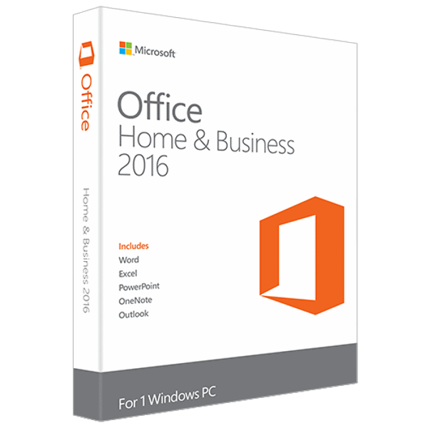 Buy Microsoft Office 2016 Home and Business