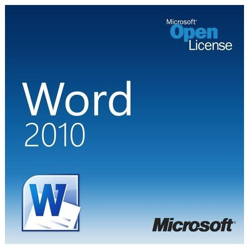 ms office word 2010 product key
