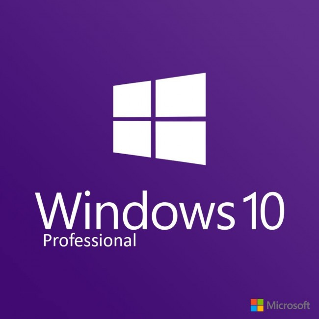 Windows 10 Professional License 32/64-bit - OEM Key