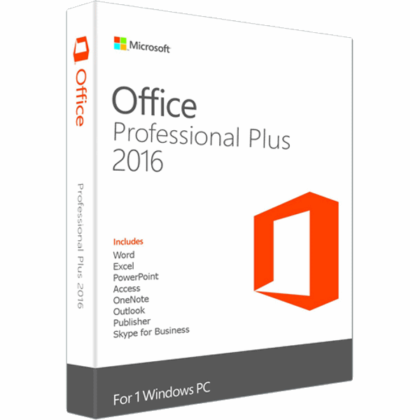 ms office 2016 pro plus product key