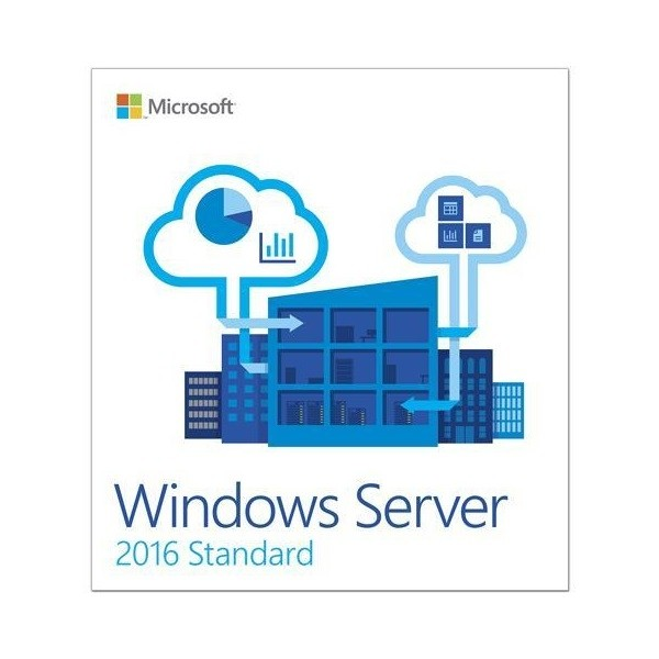Windows Server 2016 Standard ® License - Global Key