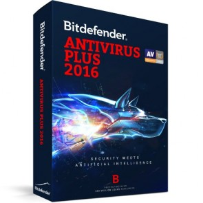 Bitdefender ANTIVIRUS PLUS 2016 Product Key