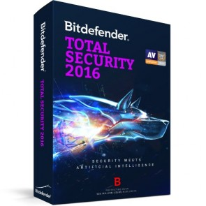 Bitdefender Total Security 2016 Serial Number