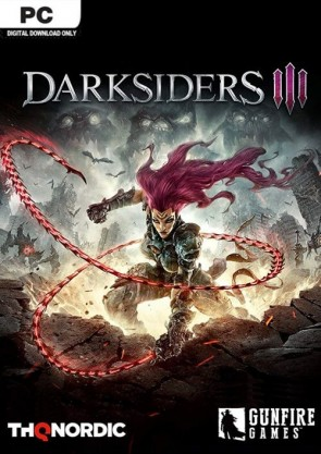Darksiders III PC - Steam CD Key