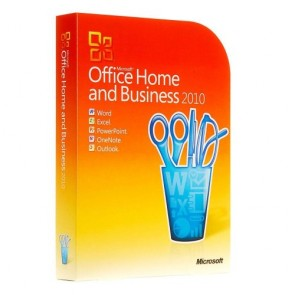 Microsoft Office Home and Business 2010 Product Key