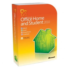 Microsoft Office Home and Student 2010 Product Key