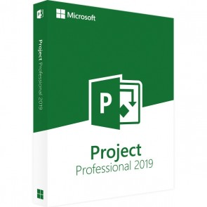 Project Professional 2019 License Key for PC (Global)