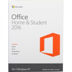 Microsoft Office Home & Student 2016 Product Key
