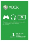 Xbox Live 1-Month Gold Membership Digital Code (Global)