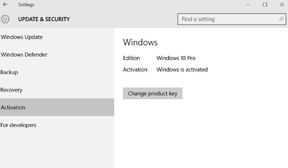 Windows 10 Activation Setp 3.2